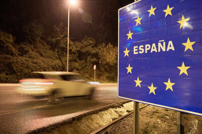 España frontera