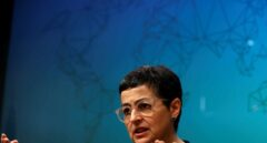Ministra española Exteriores