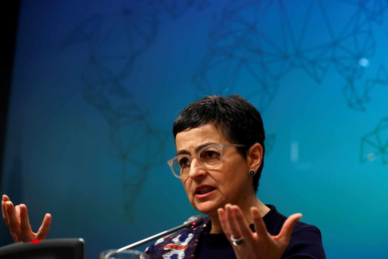 """Sectores del Gobierno quieren un ministro de Exteriores """"de perfil más político"""" si Laya va a la OMC"""