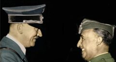 Cuando Franco firmó el tratado para entrar en la II Guerra Mundial