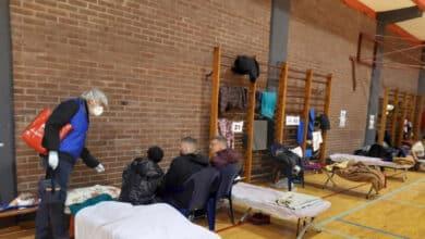 El confinamiento más duro: sin techo, enfermos y bajo el síndrome de abstinencia