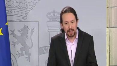 """Iglesias sobre las discrepancias en la coalición: """"Un gobierno que no debate no es un gobierno"""""""