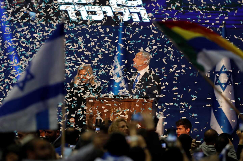 Netanyahu vencedor Israel