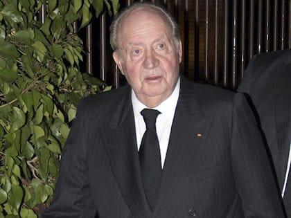 El Rey Juan Carlos dejará de percibir este año 161.034 euros de su asignación
