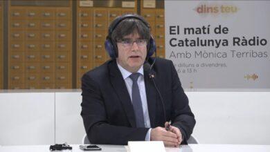 Puigdemont renuncia al acta de diputado en el Parlamento catalán