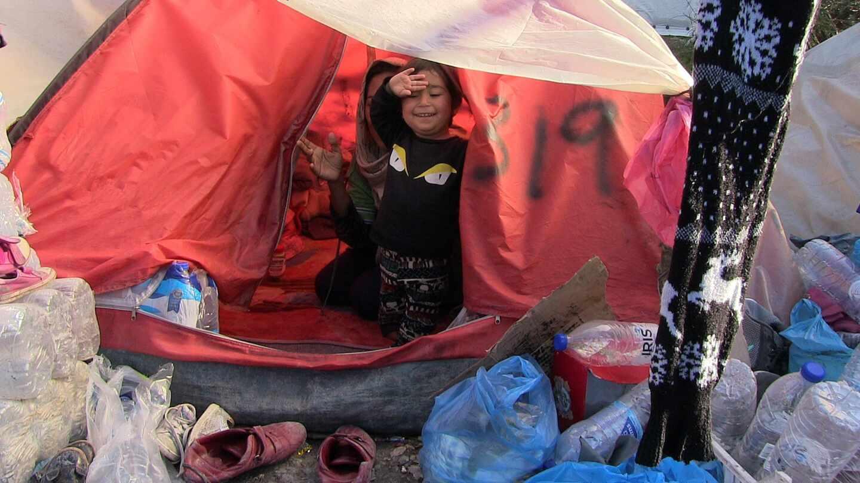 Crisis humanitaria en la frontera de la UE
