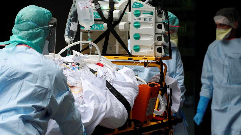 Respiradores, el hilo del que pende la vida de miles de enfermos ...