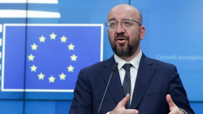 Charles Michel Consejo Europeo