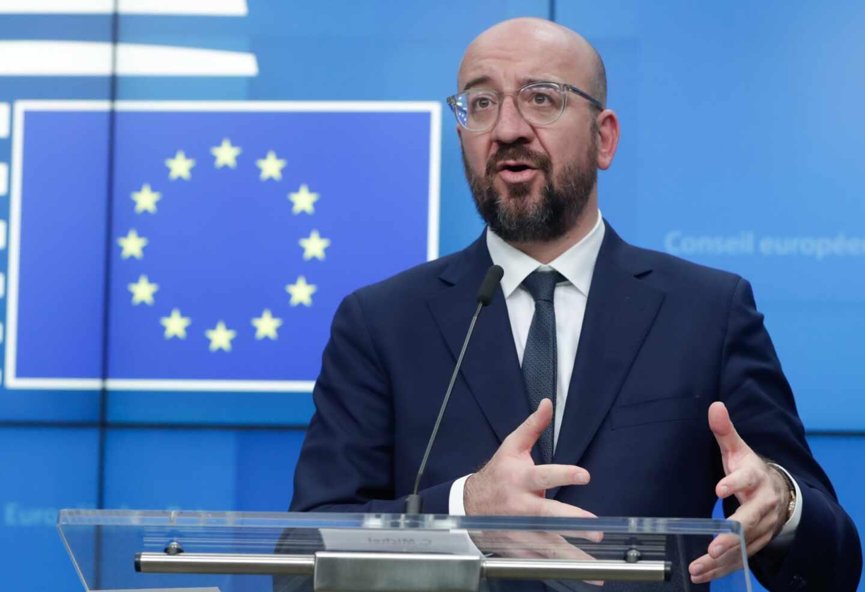 Charles Michel Consejo Europeo