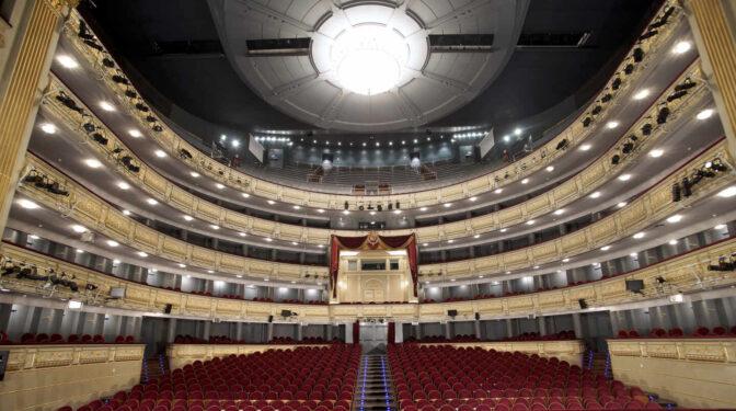 El Teatro Real, galardonado como la mejor compañía de ópera del mundo en los International Opera Awards