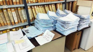 Las inscripciones de defunción llevan un retraso de 6000 expedientes en el Registro