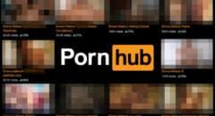 Pornhub elimina el 65% de sus vídeos tras recibir el veto de Visa y Mastercard