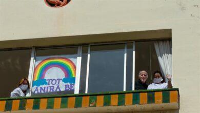 Más de 1.100 muertos en residencias catalanas por el Covid-19