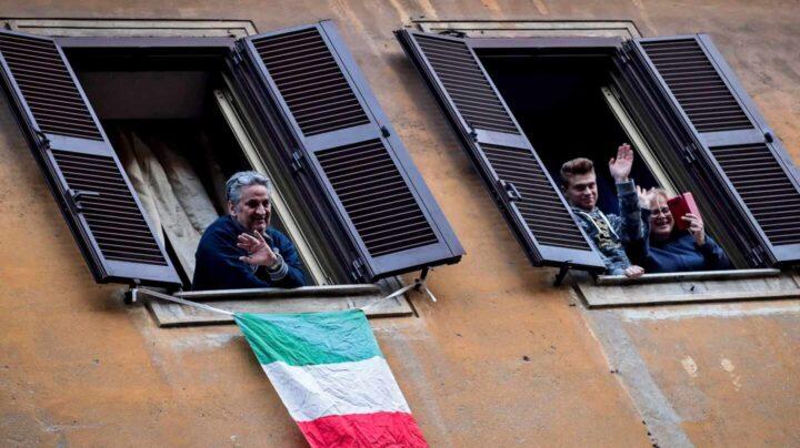 Italia coronavirus canciones