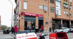 Telepizza mantendrá el servicio a domicilio a pesar del ERTE