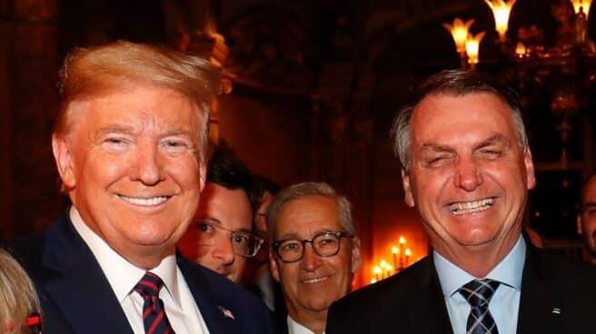 Donald Trump y Jair Bolsonaro coronavirus