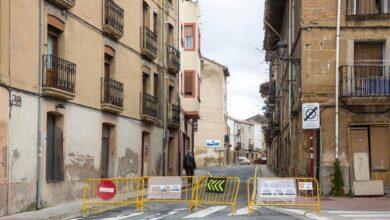 La Guardia Civil se despliega en Haro para asegurar el aislamiento domiciliario de todos los infectados