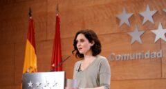 """Ayuso estalla por carta contra los ataques """"irresponsables"""" de TVE hacia la Sanidad madrileña"""