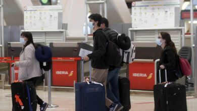 El tráfico aéreo se desploma en España y Aena teme caídas mayores a partir de ahora