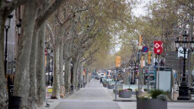 El Govern pide el confinamiento total y parar la actividad económica en Cataluña