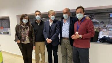 """El jefe de expertos de la OMS alaba el hospital de Ifema: """"Es increíble, extraordinario"""""""