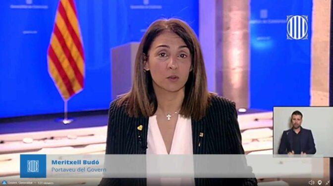 """La Generalitat insiste en que Vox """"provoca"""" los incidentes violentos"""