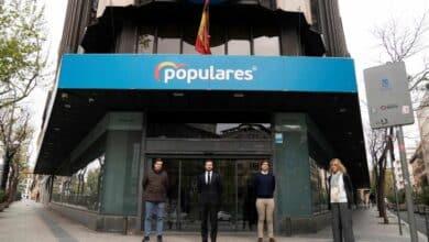 """El PP no apoyará el decreto que restringe la actividad económica y acusa al Gobierno de dar """"información falsa"""""""