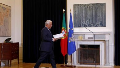 Portugal declara el estado de alerta