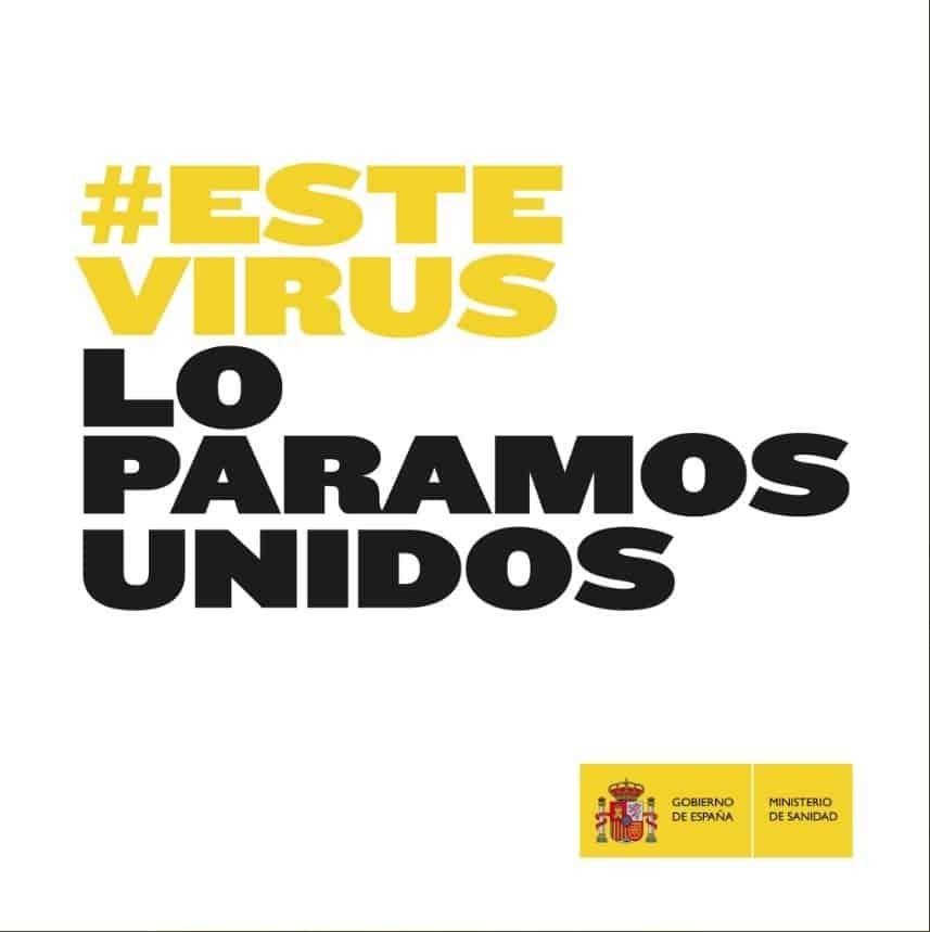 Así es la campaña del Gobierno contra la pandemia: #EsteVirusLoParamosUnidos