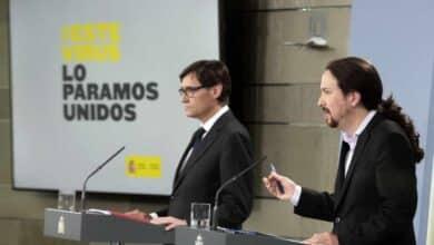 Iglesias consigue su cuota de poder en la gestión del Covid-19 y fuerza más medidas