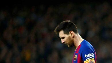 Messi confirma una bajada del sueldo del 70% pero critica las presiones del club