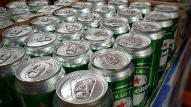 Se dispara la venta de cerveza en los supermercados