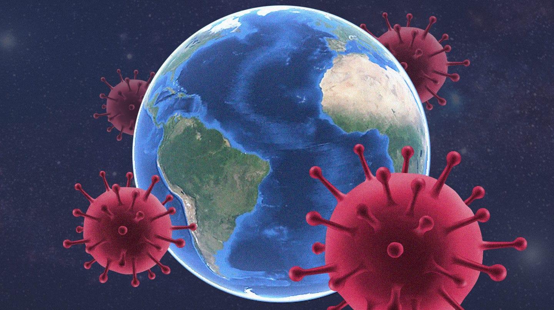 Resultado de imagen de coronavirus dimension