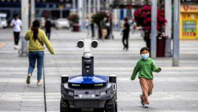 Drones, robots o termómetros 5G: la tecnología contra el coronavirus