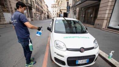 ¿Se puede comprar algún producto para eliminar el coronavirus del coche?