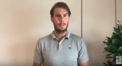 Nadal y Gasol lanzan un proyecto para que el deporte español se una a Cruz Roja contra el coronavirus