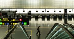 Un tercio de los aeropuertos de España, con menos de un pasajero al día por la epidemia