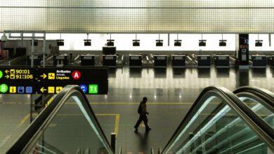 España se llena de 'aeropuertos fantasma'