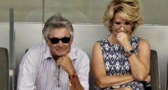 Esperanza Aguirre y su marido, hospitalizados tras dar positivo en coronavirus