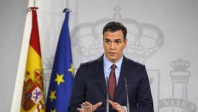 """Pedro Sánchez: """"El impacto en la economía será serio aunque transitorio"""""""