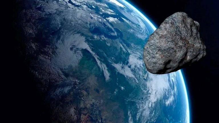 Un asteroide de entre 1,8 y 4 km se acercará a la Tierra este miércoles
