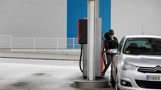 El precio de la gasolina alcanza este jueves su precio más alto desde octubre de 2014