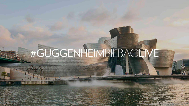 Arte confinado en el Guggenheim