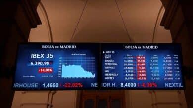 Las medidas de Sánchez y el BCE no frenan el virus de la incertidumbre