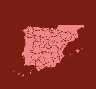 Todos los casos de España