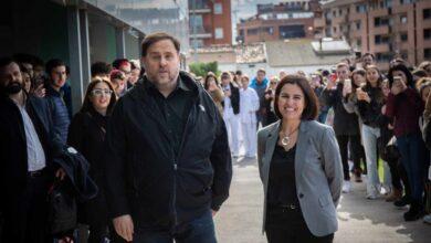 La Delegación del Gobierno no investigó la cesión del despacho municipal a Junqueras
