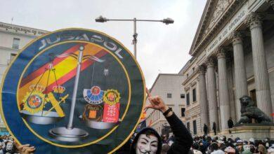 Jusapol se desvincula de la posible huelga 'a la francesa' por la equiparación salarial