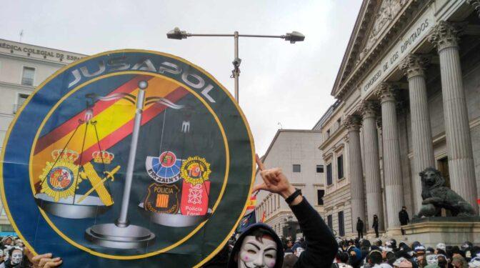 """Jusapol """"avala y apoya"""" a los dirigentes de Jupol que se han rebelado contra el líder"""