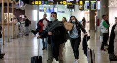 El coronavirus pone en jaque a la aviación y provoca un aluvión de vuelos cancelados
