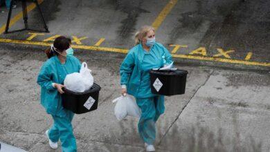 Jueces obligan a distribuir mascarillas y material sanitario que España no tiene